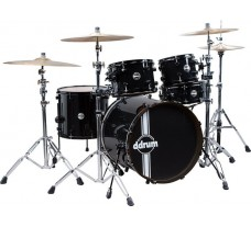 Ddrum Reflex BLK BLK 22 5 PC